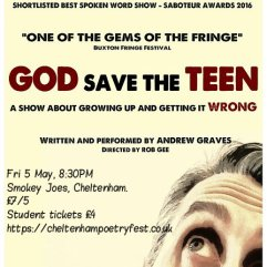 god save poster with date this one